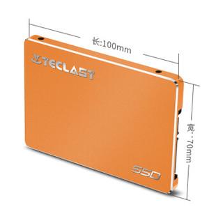 Teclast 台电 极光 固态硬盘 256GB SATA接口 SD256GBA850