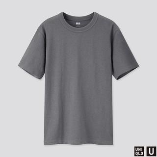 UNIQLO 优衣库 男装 圆领T恤(短袖) 419571 L