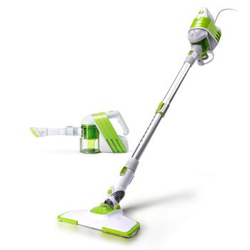PUPPY 小狗 吸尘器家用强力静式D-521 草绿色 (草绿色、手持吸尘器)
