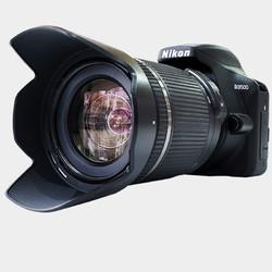 Nikon 尼康 D3500 入门级单反相机 + 腾龙 18-200mm F/3.5-6.3 II VC 镜头 套装
