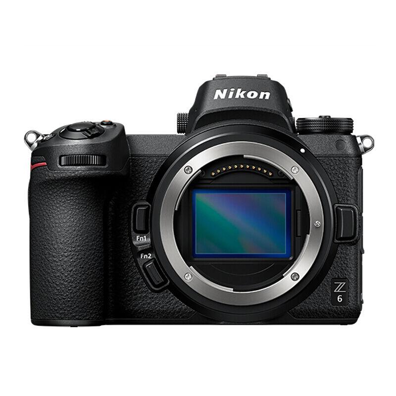 Nikon 尼康 Z6 全畫幅微單相機 單機身 + FTZ接環