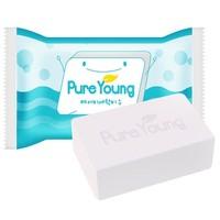 PureYoung 飘漾 婴幼儿洗衣皂 80g *3件