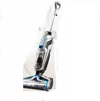 Bissell 必胜 BS-2582Z 手持洗地机 (银色、无线吸尘器,手持吸尘器)