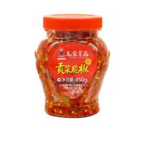 汤妈妈 毛家食品贡菜脆椒