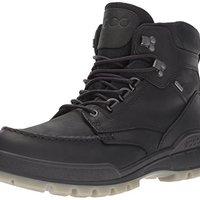ECCO Men's Track 25 High Hiking Boot爱步 男士户外短靴