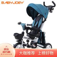 Babyjoey 佰贝艾 英国儿童三轮脚踏车可折叠适合1-3-5岁