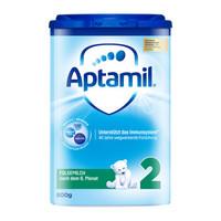 Aptamil 德国爱他美 婴幼儿配方奶粉 经典版 2段 800g