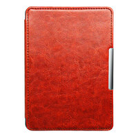 雷麦(LEIMAI) Kindle voyage 电子书保护套 适用于1499/1999款 棕色