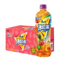 康师傅 冰红茶 热带风味饮料 500ml*15瓶  *6件 +凑单品