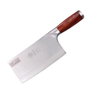 邓家刀 重庆大足锻打不锈钢菜刀 9铬18矾高硬度夹层复合钢锋利切片刀 JCD-921A