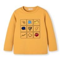 Balabala 巴拉巴拉 男童长袖T恤