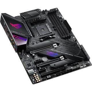 ROG 玩家国度 STRIX X570-E GAMING(AMD X570/AM4)+锐龙7(r7) 3700X 7nm 3.6GHz 65W CPU 板U套装 (ATX(标准型))