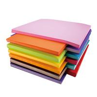 知年 A4彩色复印纸 100张 多色可选