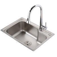 ARROW 箭牌 不锈钢手纳米水槽套餐洗碗槽
