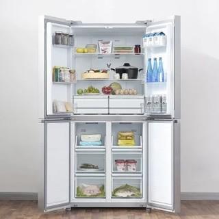 VIOMI 云米 BCD-486WMSD 十字对开门冰箱 486L