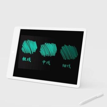 MI 小米 米家液晶手写板 儿童/写字/手绘/演算涂鸦小黑板 (白色、10寸)