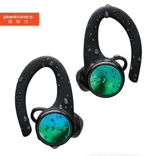 plantronics 缤特力 BACKBEAT FIT 3200 音乐运动蓝牙耳机 长效续航 防尘防水 蓝牙5.0 (黑色)
