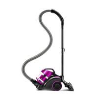 Midea 美的 C3-L143C 吸尘器家用大吸力 紫色