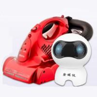 SXGM 螨虫天敌 超声波除螨仪吸尘器家用紫外线床上床铺除螨机器除螨虫器 SX-608 (红、手持吸尘器)