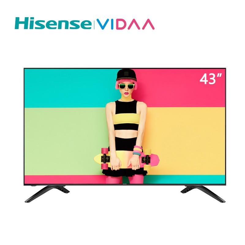 Hisense 海信 43V1A 43英寸 液晶电视