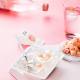 薄荷 果冻 水蜜桃味奶咖味 360g 12只 蜜桃味+奶咖味各1盒