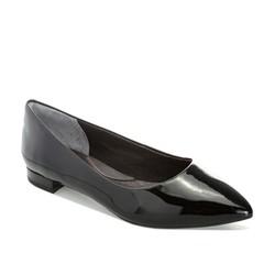 ROCKPORT 女士漆皮平底单鞋