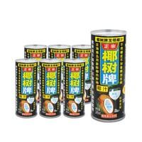 椰树 椰子汁饮料 245ml*6罐 *6件