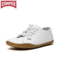 CAMPER 看步 潮流大方休闲鞋女 (白色、39)