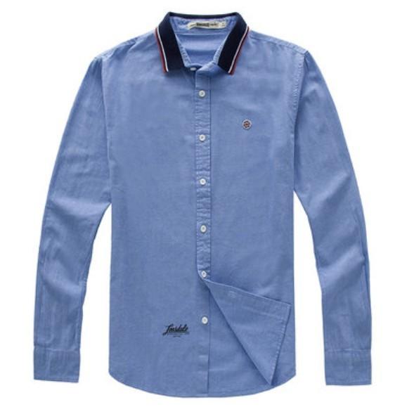LONSDALE 龙狮戴尔 11530537602 男士户外长袖衬衫