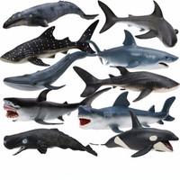 活石(LIVING STONES) 仿真模型玩具 十只装海底世界全套