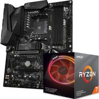 GIGABYTE 技嘉 X570 GAMING X 主板+AMD 锐龙7 3800X 板U套装