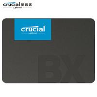 crucial 英睿达 BX500系列 SATA3 固态硬盘 (480GB)