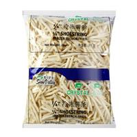 雪川食品 1/4细薯条 2kg
