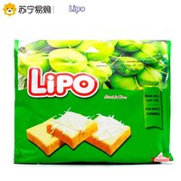 Lipo 进口糕点 面包干椰子味200g