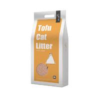 TOM CAT 豆腐结团猫砂 6L