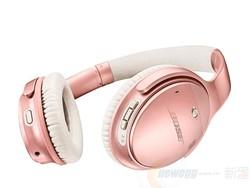 Bose QuietComfort 35 II 无线消噪耳机 – 玫瑰金限量版