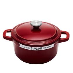 SIRONI 斯罗尼 品厨系列 珐琅汤锅 2.75L