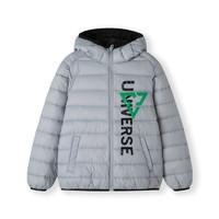 Balabala 巴拉巴拉 中大童 保暖棉袄洋气男童外套