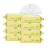康贝(Combi) 婴儿手口湿巾 25片*8包