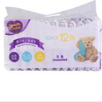 Parent's Choice 双亲之选 婴儿手口柔湿巾 10片*12(20cm*15cm)
