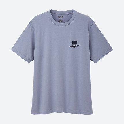 UNIQLO 优衣库 ONE PIECE 422344 印花T恤