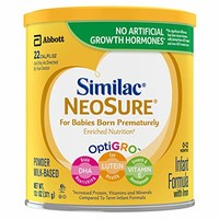 Similac NeoSure 雅培  早产儿配方奶粉 371g 金罐装  *6件