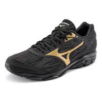 Mizuno 美津浓 SPARK 3 男子轻便跑步鞋 K1GR180305 (黑/金黄、40.5)