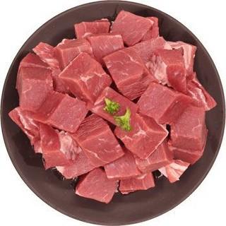 伊赛 黑椒牛肉块 300g*2袋 *4件