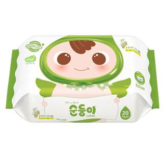 soondoongi 顺顺儿 婴儿湿巾   9包组合
