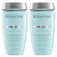 KÉRASTASE 卡诗 双重功能控油平衡洗发水 250ml *2瓶装