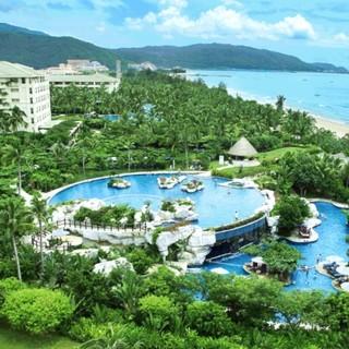 预定升级房型/加床!三亚亚龙湾天域度假酒店2-5晚套餐