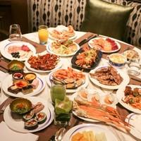 四季自助蟹宴!熟醉六月黄VIP待遇亮相!上海四季酒店双人自助午/晚餐