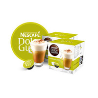 Nestlé 雀巢 Dolce Gusto 多趣酷思 卡布奇诺胶囊咖啡