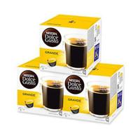 Nestlé 雀巢 Dolce Gusto 多趣酷思 黑咖啡胶囊 研磨咖啡粉